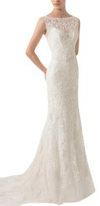 Alma Novia Palco - New Unaltered (veil Included) Wedding Dress