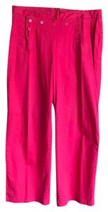 Spiegel Trouser Pants Red