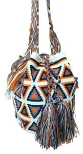 Wayuu Tribe Boho Coachella Festival Beach Cross Body Bag