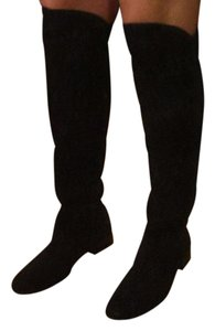 Steven Alan Over The Knee Suede Stretchy Stuart Weitzman Wide Calves Boots