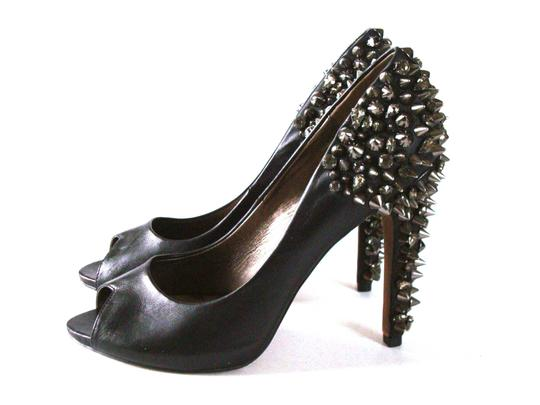 Sam Edelman Edgy Stones Black Pumps