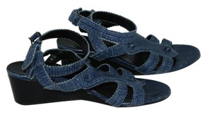 Balenciaga Arena blue Sandals