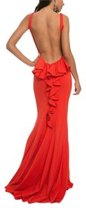 Jovani Prom Evening Low Back Dress