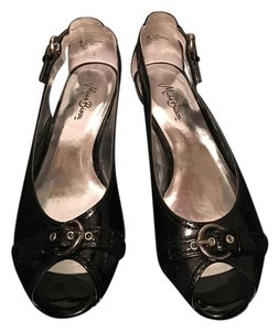 Other Patent Nwot Miss Bisou Black Flats
