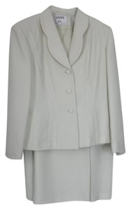 Kasper Kasper Light Green Spring Suit