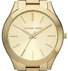 Michael Kors Michael Kors 'Slim Runway' Bracelet Watch, 42mm
