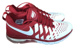 Nike Max Free Red and White Athletic