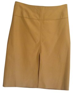 bebe Skirt Butter/ Gold