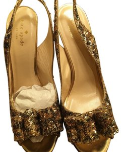 Kate Spade gold Formal