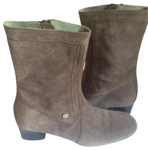 Sigerson Morrison Grey/ taupe Boots