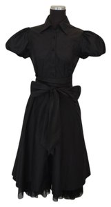 BCBGMAXAZRIA Bcbg Shirt Taffeta Dress