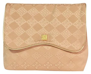 Givenchy gold Clutch