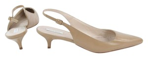 Cole Haan Pointed Toe Slingback Work Kitten Formal