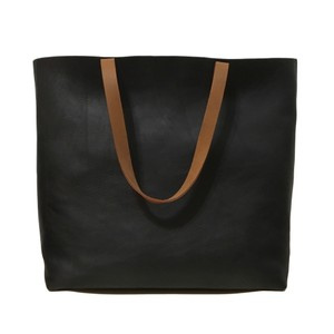 Madewell Tote in True Black