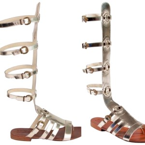 Australia Luxe Collective Gold Sandals