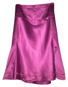 Just Cavalli Skirt Pink-Lavender