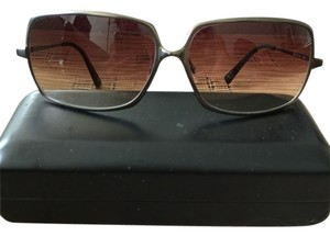 Oliver Peoples Oliver people's Gunmetal Sunglasses- Measurements Not Available