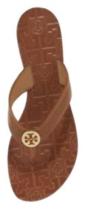 Tory Burch Leather Tan Sandals