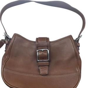 Coach Tote in light brown