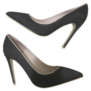 Jeffrey Campbell grey Pumps
