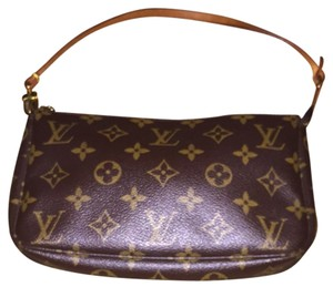 Louis Vuitton Pochete / Wristlet - Beautiful!