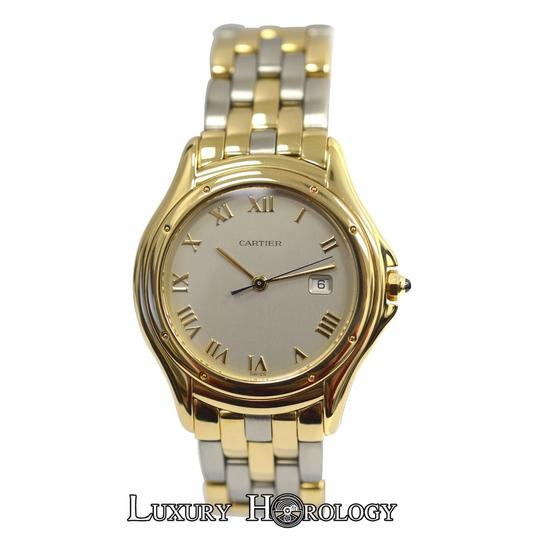 Preload https://img-static.tradesy.com/item/20589619/cartier-two-tone-cougar-panthere-887904c-midsize-33mm-quartz-18k-gold-watch-0-0-540-540.jpg