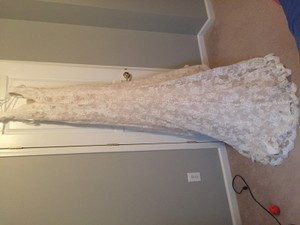 Lillian West 6292 Wedding Dress