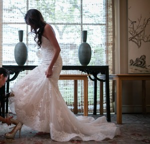 Maggie Sottero Maggie Sottero Couture Wedding Dress