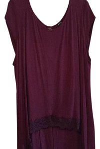 Torrid Top Burgundy
