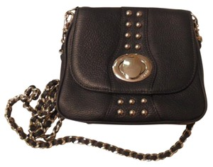 Bodhi Leather Dark Spring Street Cross Body Bag