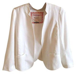 Cartonnier Cream Blazer