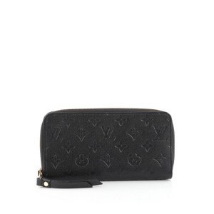 Louis Vuitton Wallet Leather Clutch