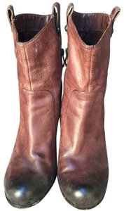 Vince Camuto Ankle Brown Boots
