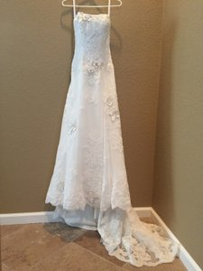 Alfred Angelo Dress 850 Wedding Dress