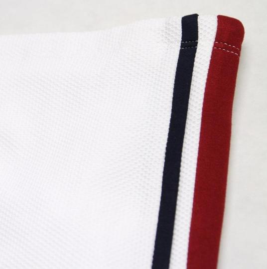 Gucci White New Mens Sweat Jogging Blue/Red Web Detail 353912 9038 Xxl Groomsman Gift Image 4
