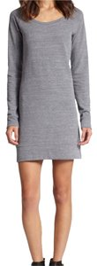 Splendid short dress gray on Tradesy