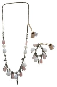 AllSaints All Saints Necklace and Bracelet Set