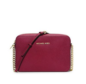 Michael Kors Satchel Messenger Selma Medium Studded 30h5geym2l Cross Body Bag