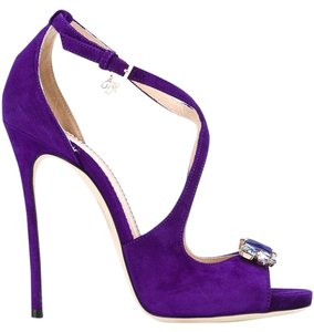 Dsquared2 Purple Sandals