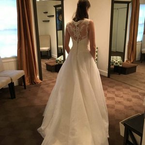 Justin Alexander Designer Wedding Dress