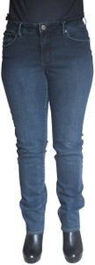 Christopher Blue Straight Leg Jeans-Light Wash