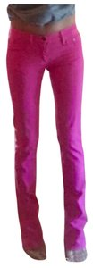 Ralph Lauren R2L Boot Cut Pants pink
