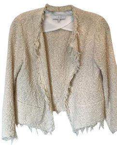 IRO Chanel Like Frige Cream Blazer