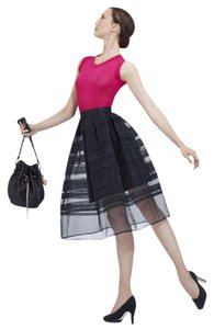 Repetto Isabel Marant Iro Tory Burch Alice Olivia Elizabeth James Skirt Black