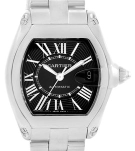 Cartier Cartier Roadster Black Dial Large Automatic Steel Watch W62041V3