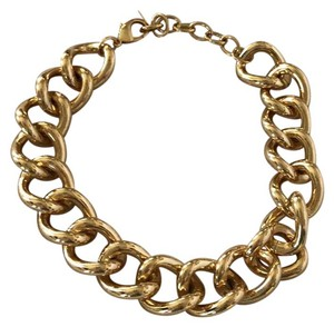 BaubleBar thick chain necklace
