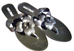 Colin Stuart Black Sandals
