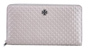 Tory Burch * Tory Burch Marion Embossed Multi-Gusset Zip Continental