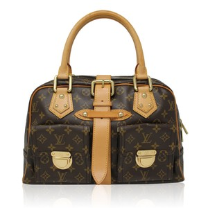 Louis Vuitton Manhattan Gm Monogram Shoulder Bag
