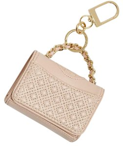 Tory Burch Tory Burch Fleming Key Fob Coin Purse